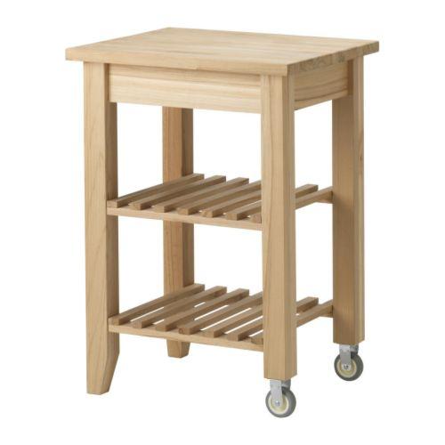 Tavolo Da Lavoro Fai Da Te L Ikea Hack Con Istruzioni: BEKVÄM Carrello