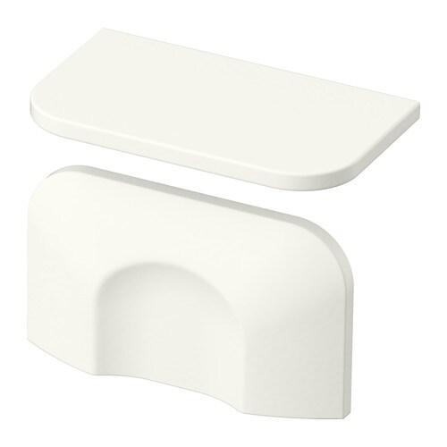 BERGHALLA Maniglia - bianco - IKEA