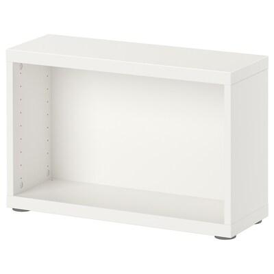 BESTÅ struttura bianco 60 cm 20 cm 38 cm