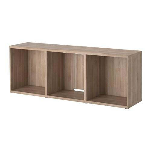 Best mobile tv effetto noce mordente grigio ikea - Ikea besta mobel ...