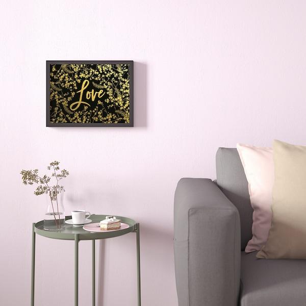 BILD Poster, Love, 40x30 cm
