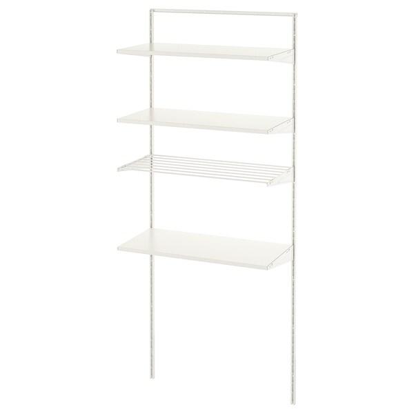 BOAXEL 1 sezione, bianco, 82x40x201 cm