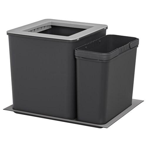 IKEA EBBEBO Secchi immondizia mobile c cassetto