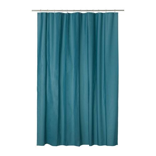 EGGEGRUND - Tenda doccia, blu verde