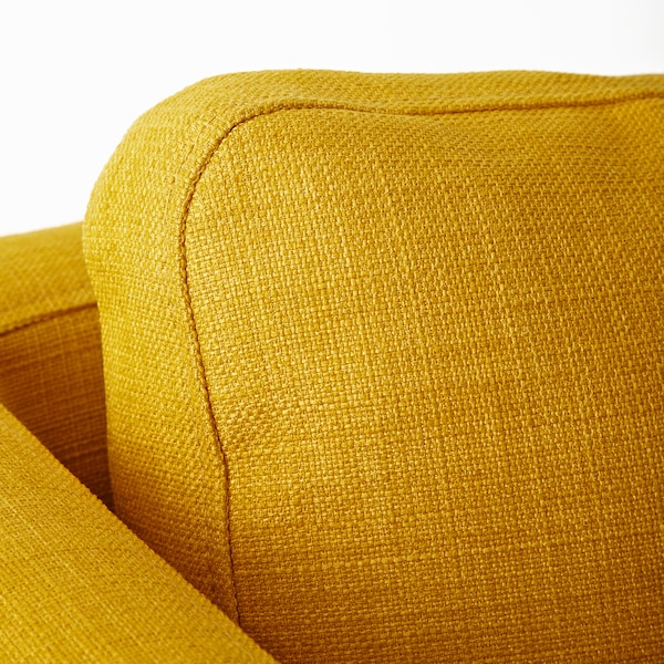 EKERÖ Poltrona, Skiftebo giallo