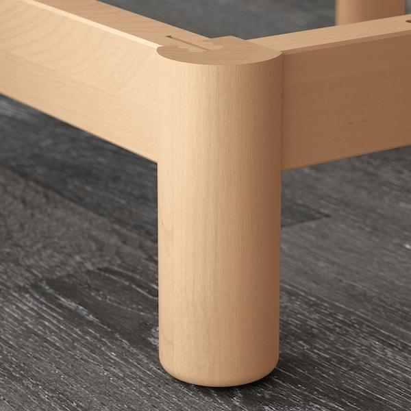 EKET combinazione di mobili con gambe bianco 70 cm 140 cm 35 cm 80 cm