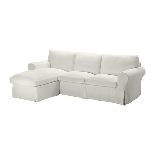 Ektorp fodera divano 2 posti chaise longue sten sa - Ikea divano ektorp 2 posti ...