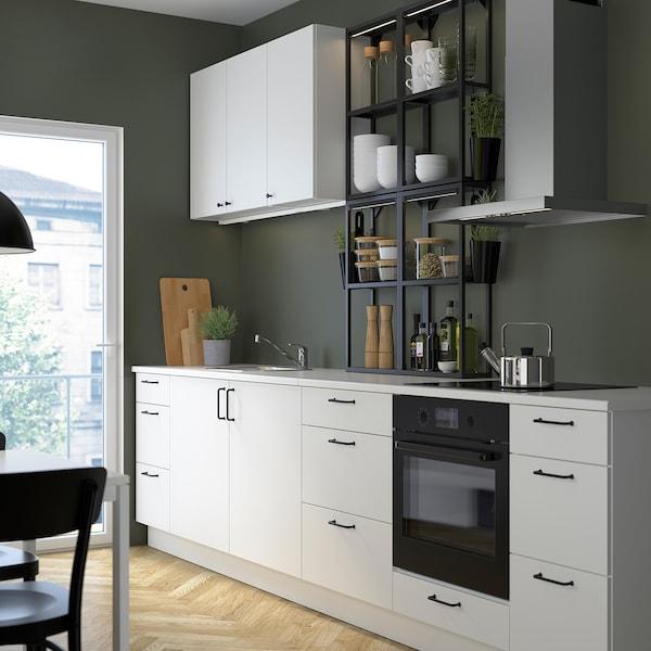 Enhet Cucina Antracite Bianco Ikea Svizzera