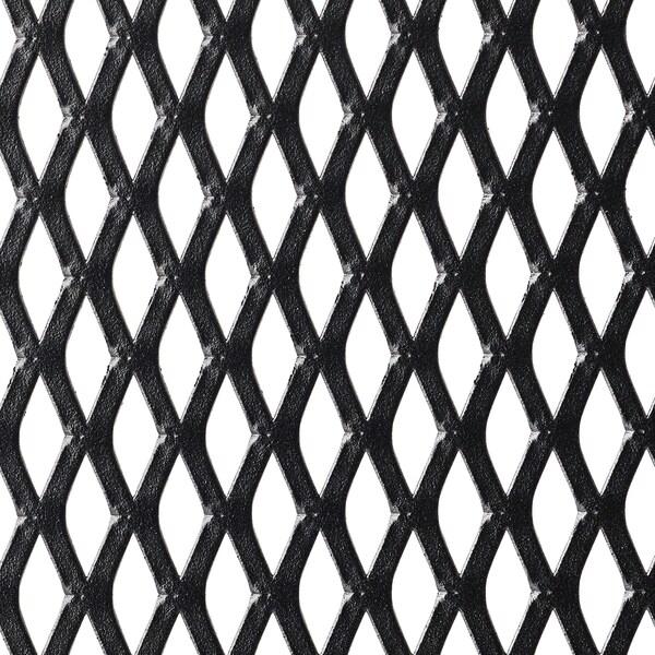 FJÄLLBO Scaffale, nero, 51x136 cm