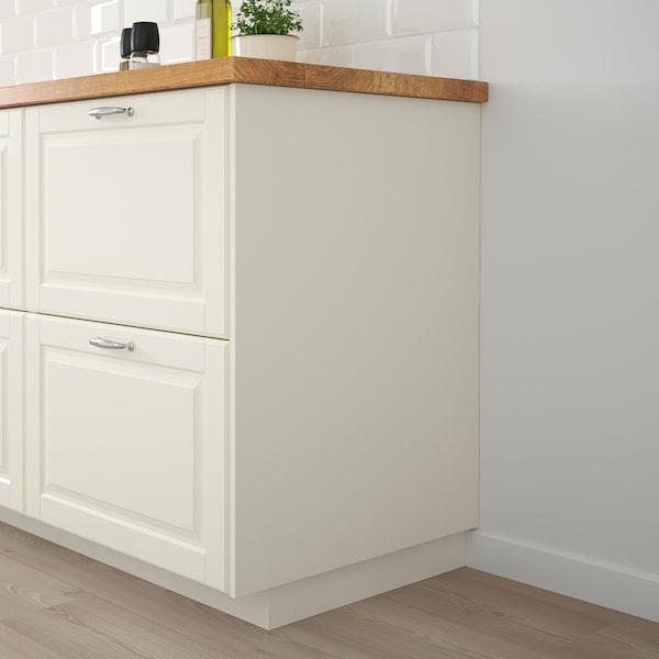 FÖRBÄTTRA Rivestimento laterale, bianco sporco, 39x240 cm