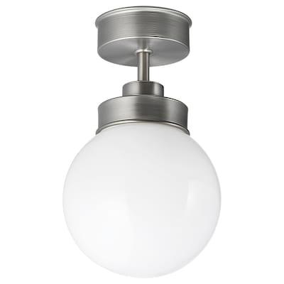 FRIHULT Lampada da soffitto, color acciaio inox