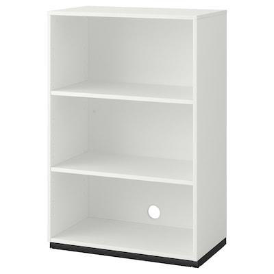 GALANT Scaffale, bianco, 80x120 cm