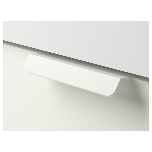 GODMORGON / ODENSVIK Mobile per lavabo con 2 cassetti, bianco/Miscel Dalskär, 103x49x64 cm