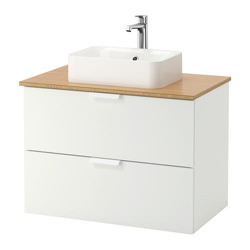Godmorgon tolken h rvik mobile lavabo lavabo45x32 per - Ikea mobili bagno godmorgon ...