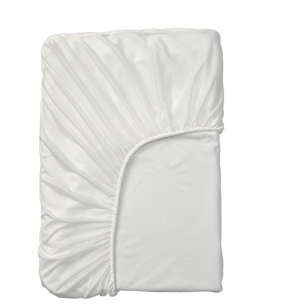 GRUSNARV Proteggi-materasso impermeabile, 90x200 cm