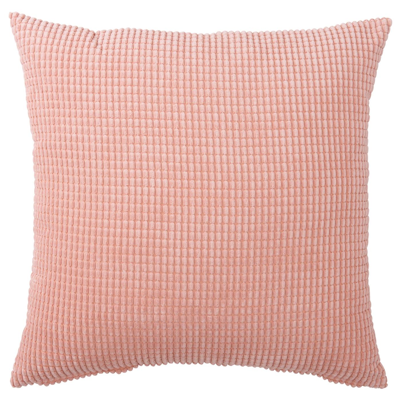 GULLKLOCKA Fodera per cuscino - rosa - IKEA