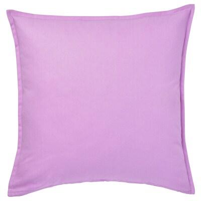 GURLI fodera per cuscino lilla chiaro 50 cm 50 cm