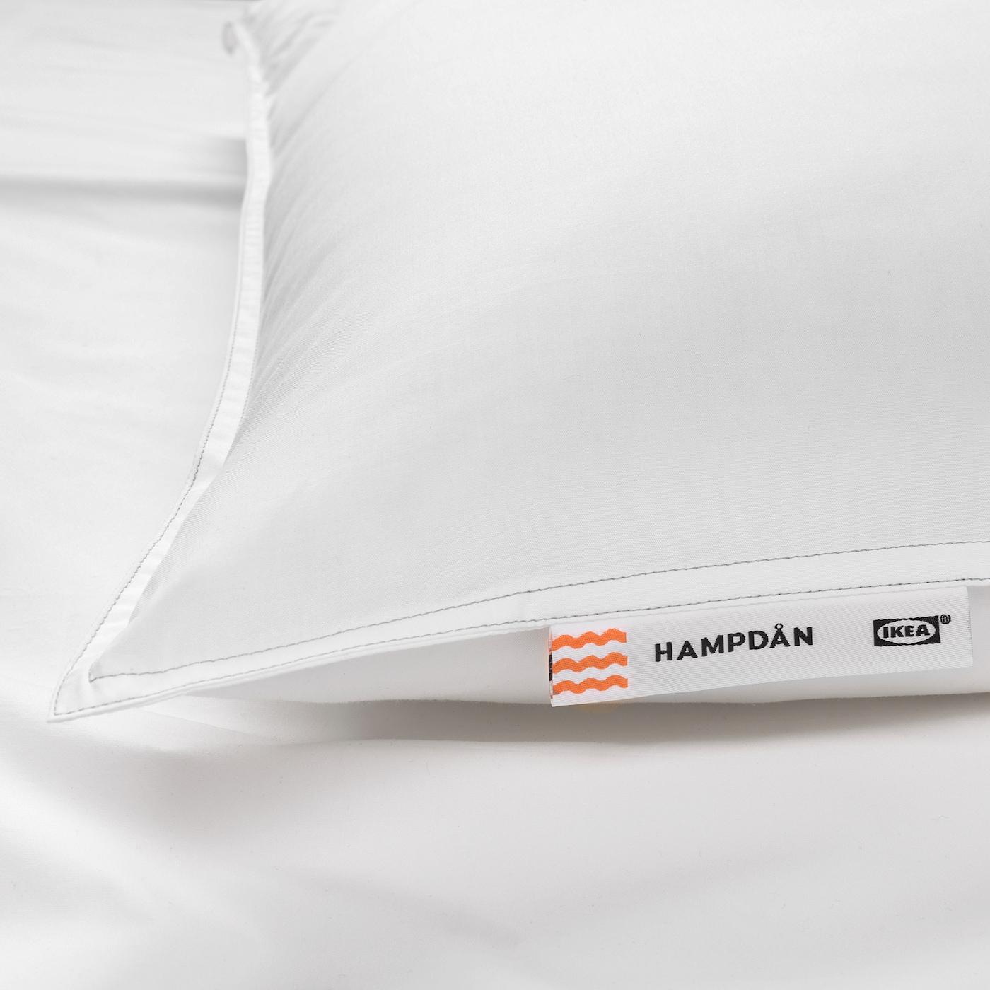 Ikea Cuscino Gosa Vadd.Hampdan Cuscino Morbido Bianco Ikea Svizzera
