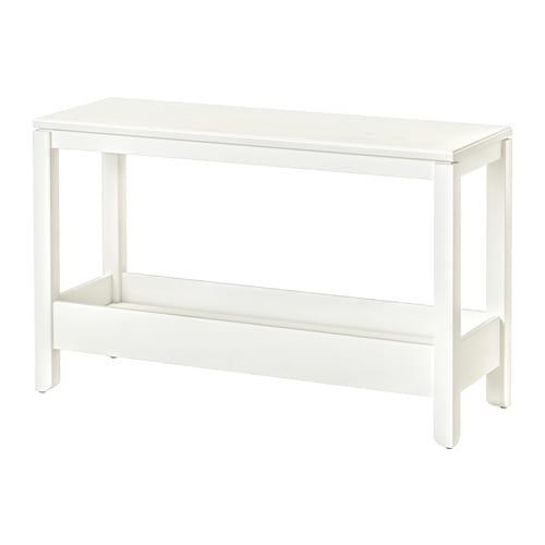 Havsta Tavolo Consolle Bianco Ikea