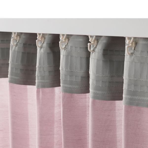 HILJA tenda, 2 teli rosa 300 cm 145 cm 0.70 kg 4.35 m² 2 pezzi