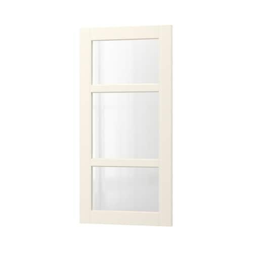 Hittarp anta a vetro 40x80 cm ikea for Ikea barattoli vetro