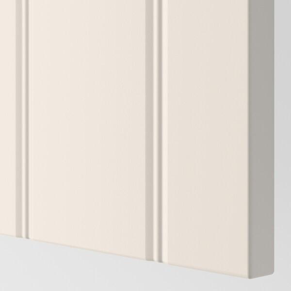 HITTARP Rivestimento laterale, bianco sporco, 62x80 cm