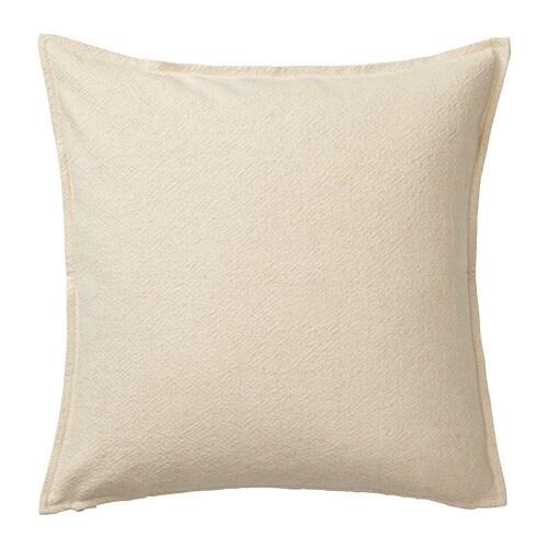 Cuscino Per Leggere A Letto Ikea.Jofrid Fodera Per Cuscino Naturale