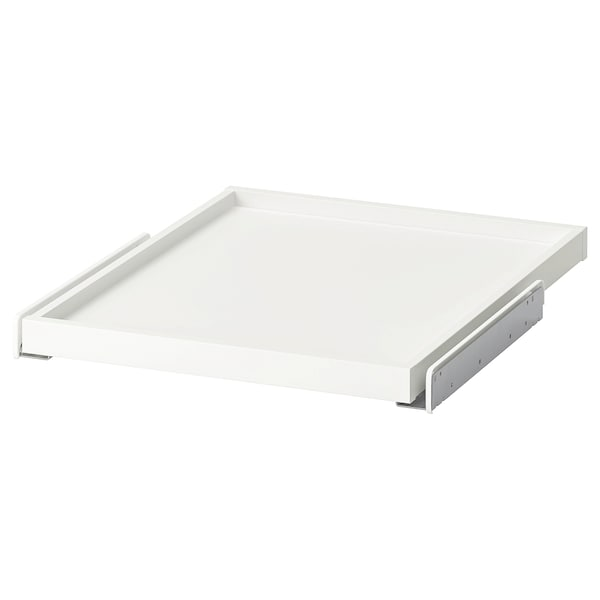 KOMPLEMENT ripiano estraibile bianco 42.6 cm 50 cm 56.3 cm 3.5 cm 58 cm 10 kg