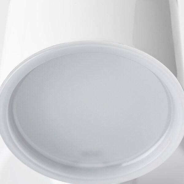 KRUX Lampada da parete a LED, bianco