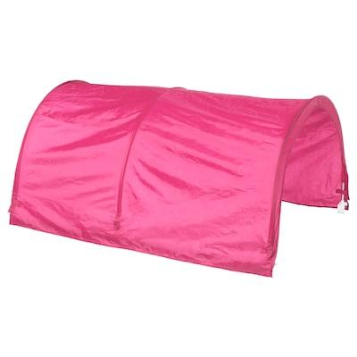 KURA Tenda per letto, rosa