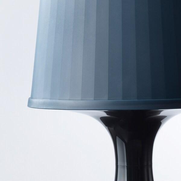 LAMPAN lampada da tavolo blu scuro 13 W 29 cm 45 cm 18 cm 2.0 m
