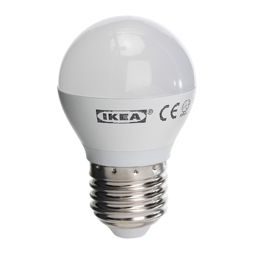 Svizzera ikea for Lampadine led ikea