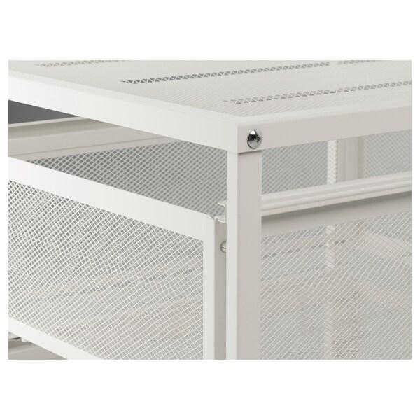 LENNART Cassettiera, bianco