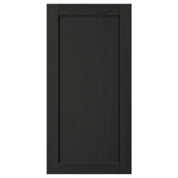 LERHYTTAN Anta, mordente nero, 40x80 cm