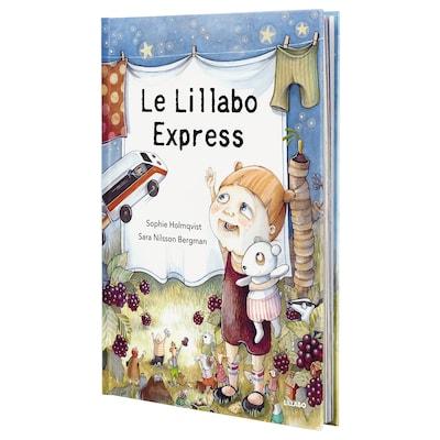 LILLABO Libro, Il trenino Lillabo