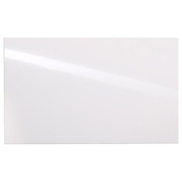 LILLBYN Rivestimento laterale pensile, bianco sporco, 99 cm