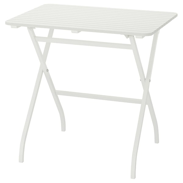 Catalogo Tavoli Da Giardino Ikea.Malaro Tavolo Da Giardino Bianco Pieghevole Bianco Ikea Svizzera