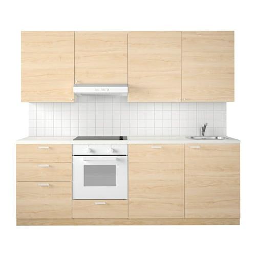 METOD Cucina - Askersund effetto frassino chiaro - IKEA