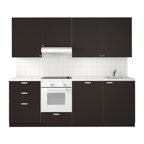 METOD Cucina - Kungsbacka antracite - IKEA
