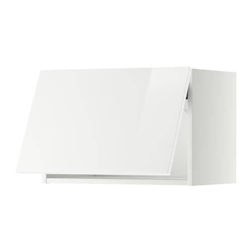 METOD Pensile orizzontale - Ringhult lucido bianco, 60x40 cm - IKEA