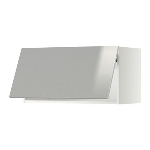 METOD Pensile orizzontale - Grevsta inox, 80x40 cm - IKEA
