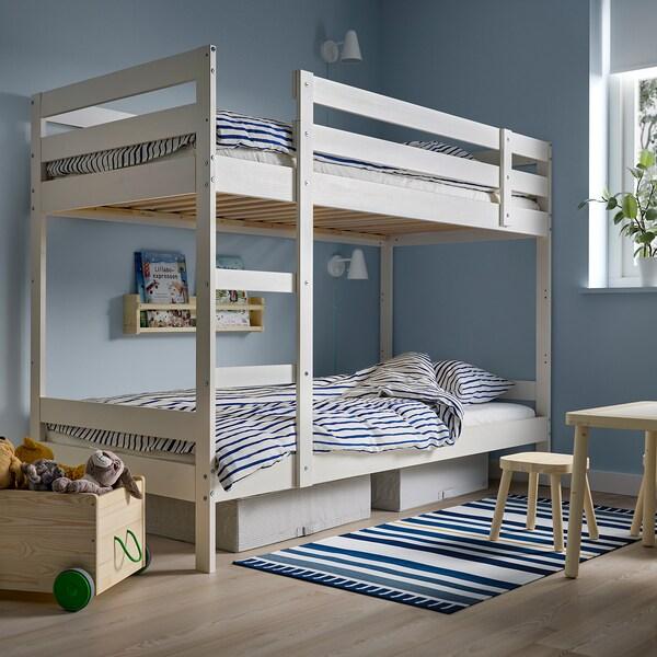 Prezzi Letti A Castello Ikea.Mydal Struttura Per Letto A Castello Bianco Ikea Svizzera