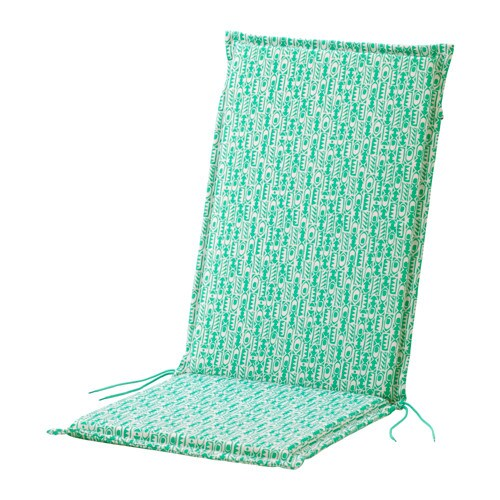 N st n cuscino sedile schienale da esterno ikea for Cuscini da esterno ikea