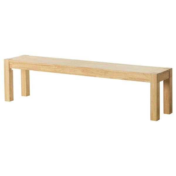 Panche Di Legno Ikea.Nordby Panca Legno Dell Albero Della Gomma Ikea Svizzera