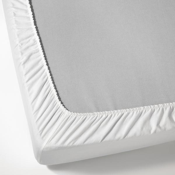 Nordruta Lenzuolo Con Angoli Bianco 180x200 Cm Ikea Svizzera