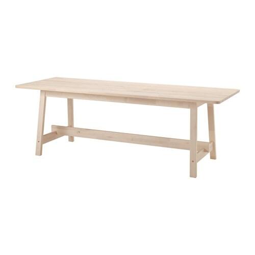 Norr ker tavolo ikea for Ikea tavolo bianco