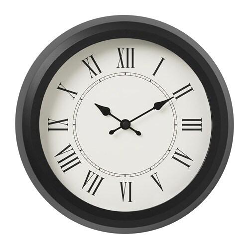 Nuffra orologio da parete ikea for Orologio adesivo da parete ikea