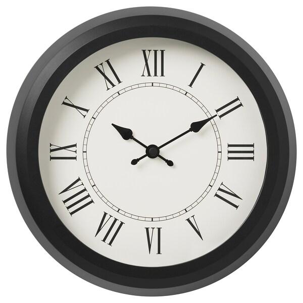 Nuffra orologio da parete ikea svizzera for Orologio adesivo da parete ikea