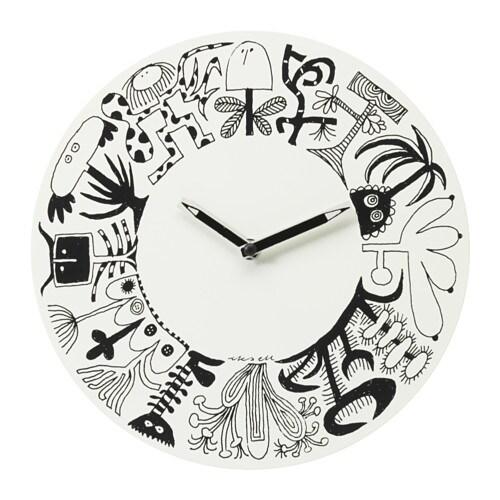 Nskedr m orologio da parete ikea for Ikea orologio parete