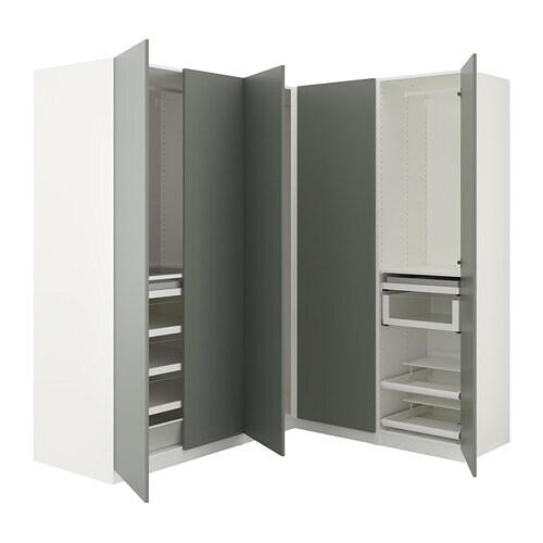 Pax Guardaroba Angolare 210 160x201 Cm Ikea
